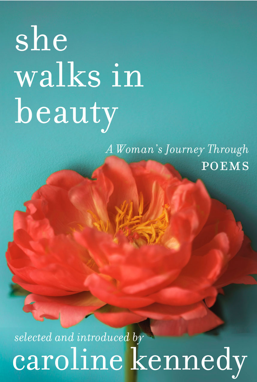 She Walks in Beauty cover