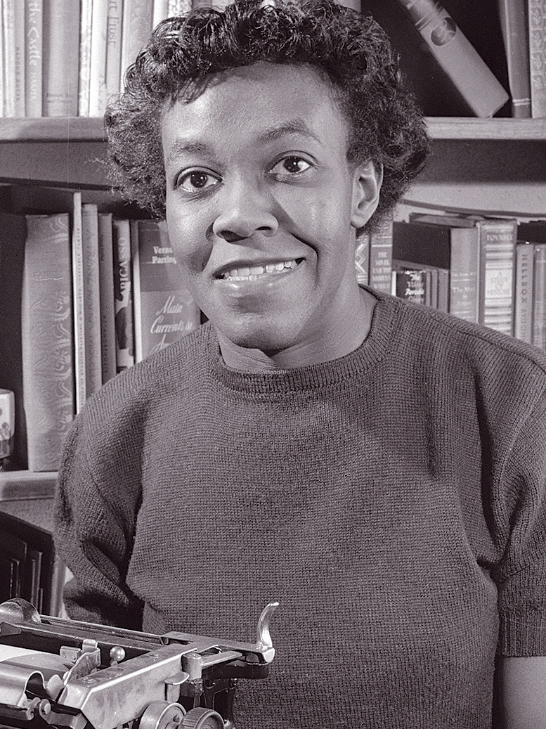 a description of gwendolyn brooks as a black poet from kansas Gwendolyn brooks poetry plaque   © lesekreis/wikicommons chicago has been home to many great novelists such as ernest hemingway and lyman frank baum, but not all of them used the city as an inspiration in the way that poet gwendolyn brooks did.