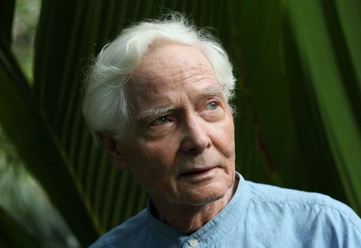 Remembering W. S. Merwin, Laurie Halse Anderson on Speaking Out, and More