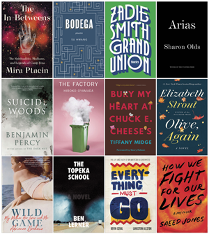 Page One: Where New and Noteworthy Books Begin