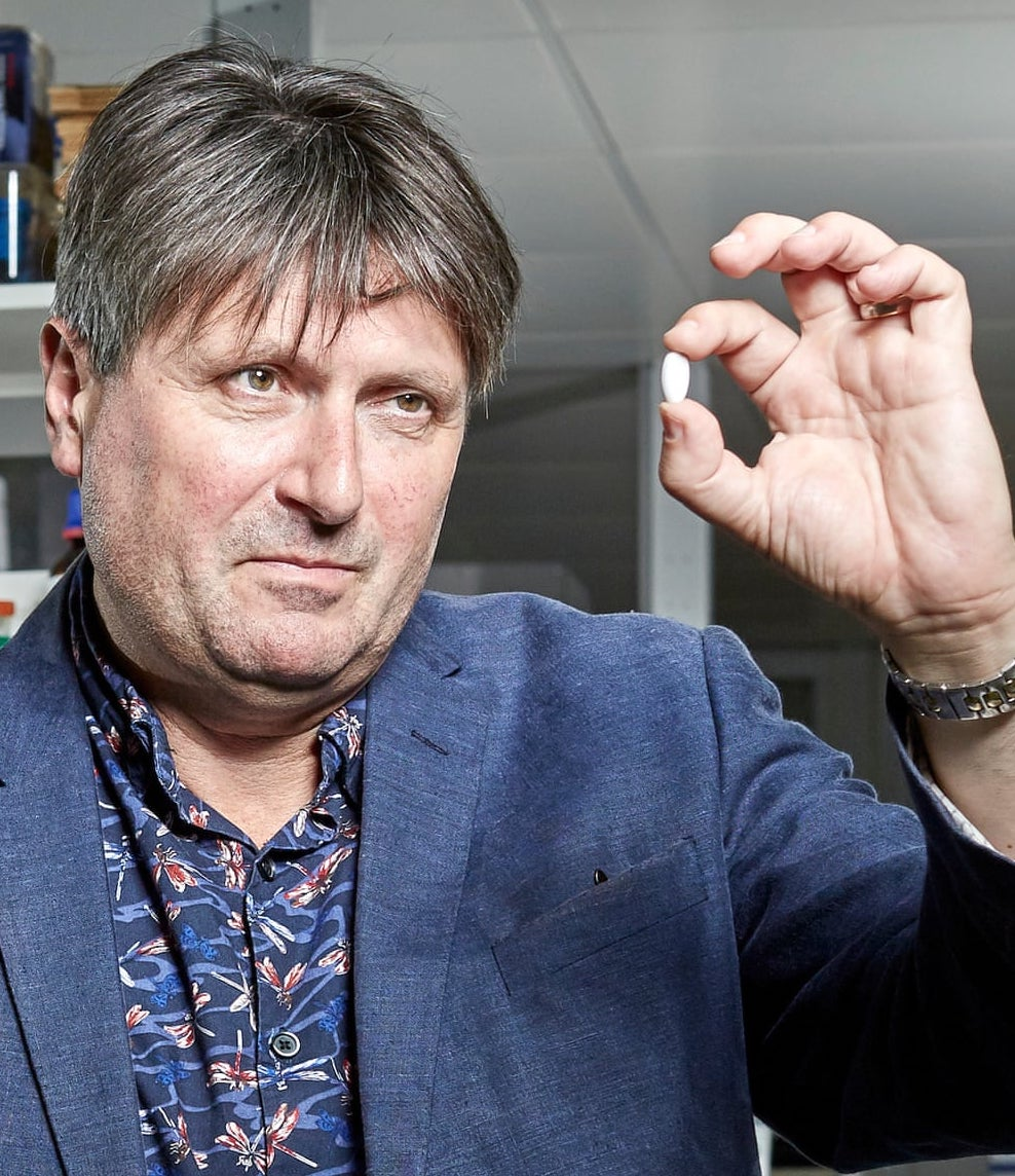 Simon Armitage's Poem on a Cancer Pill, New Directions Launches