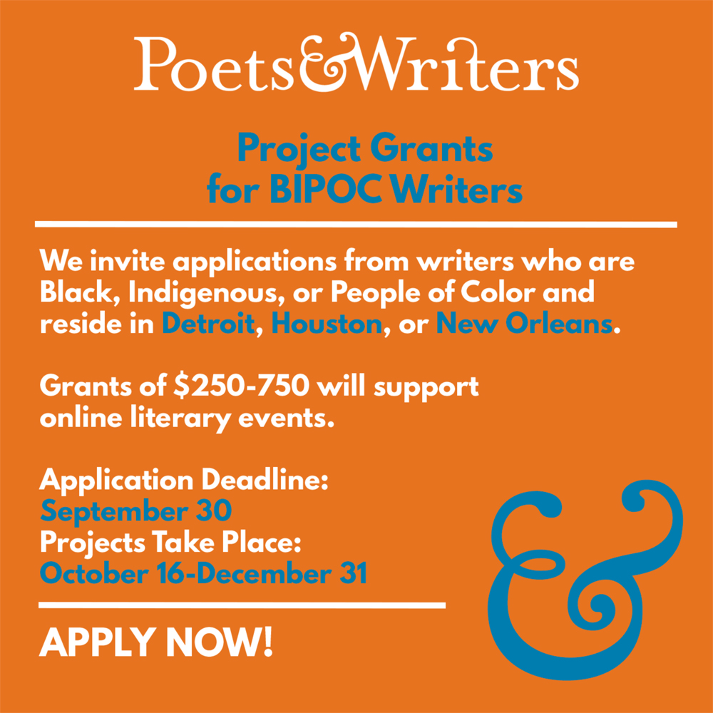 Project Grants for BIPOC