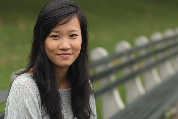 Jenny Xie_ Walt Whitman Award Winner