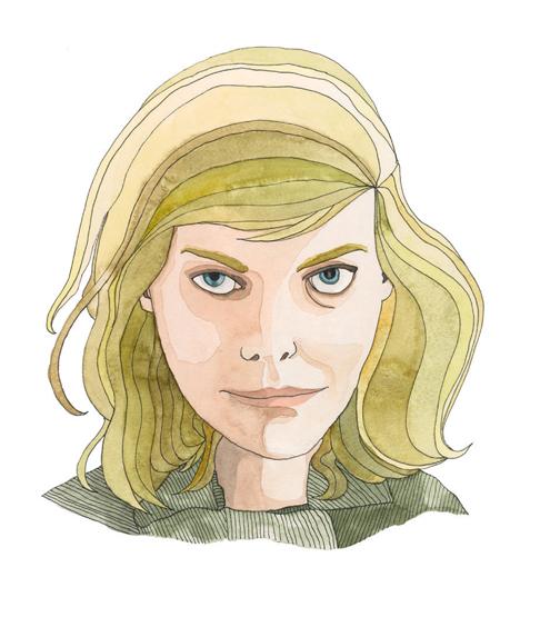 Caroline Blackwood