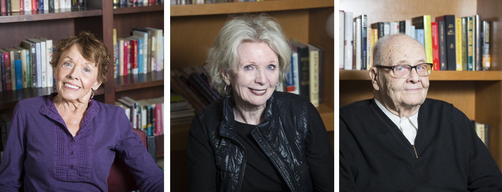 Kit Harper, Jean T. Ritchie, Lucius Foster
