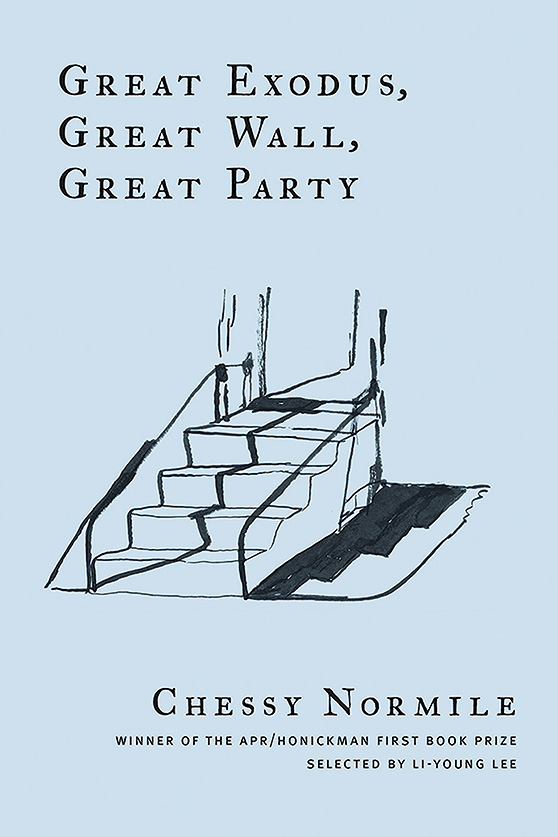 Great Exodus, Great Wall, Great Party by Chessy Normile