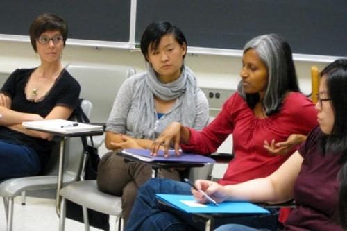 Kundiman Asian American Poetry Retreat