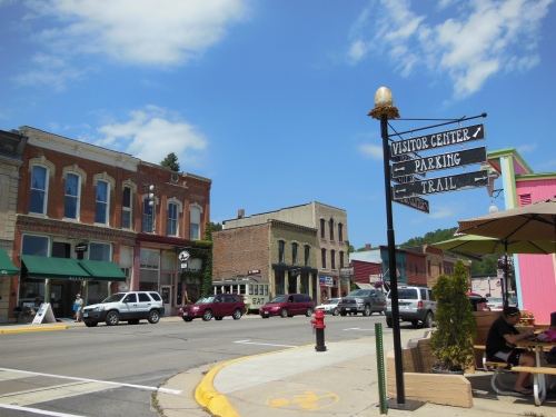 Lanesboro Residency Program