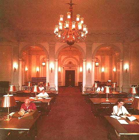 The Library of Congress: Rare Book and Special Collections ...