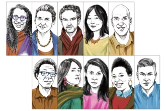 <p>In Poets & Writers' eleventh annual look at debut poets, we highlight ten of the most compelling and inspiring first books of poetry published in 2015.</p>