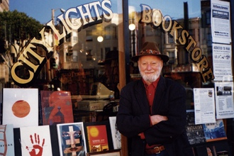 <p>Author and bookseller Lynn Rosen highlights a number of best-selling authors who have opened bookstores, such as poet and City Lights cofounder Lawrence Ferlinghetti.</p>