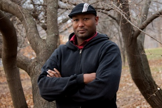 <p>For T. Geronimo Johnson, whose second novel, <em>Welcome to Braggsville</em>, was published in February, writing is a way to push himself and his readers into uncomfortable territory.</p>