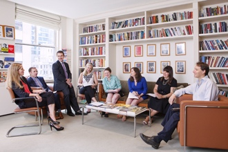 <p>Contributing editor Michael Bourne spends a day at the New York City office of Simon & Schuster as the publisher prepares to launch a million-dollar novel.</p>