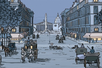 <p>French artist Stéphane Heuet transforms the work of Marcel Proust in a graphic-novel adaptation of <i>Swann's Way</i>, published in July by Norton.</p>