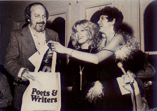 03.  E. L. Doctorow, Erica Jong, and Galen Williams