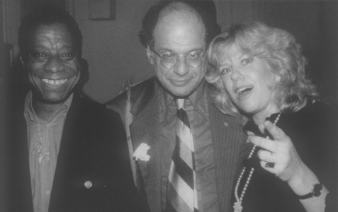 04. James Baldwin, Allen Ginsberg, and Erica Jong