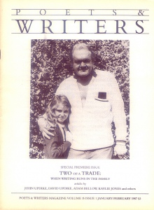 08. Poets & Writers Magazine Launched in 1987