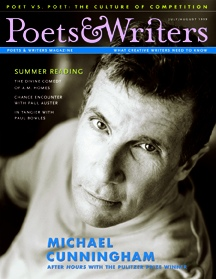 17. Poets & Writers Magazine Redesigned