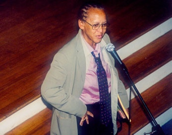 09. Readings/Workshops Program With Nikki Giovanni