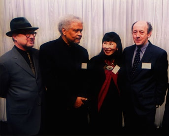 19. 2003 Writers for Writers Award