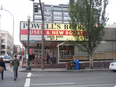 Powell's Books 1