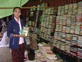 Pansodan Street Bookseller