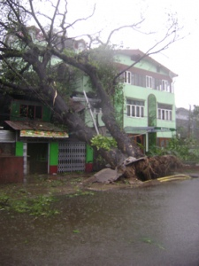 The Day After Cyclone Nargis 2