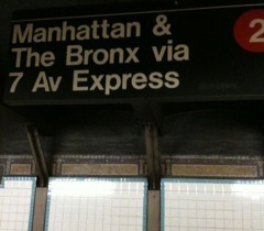 Subway Ampersand