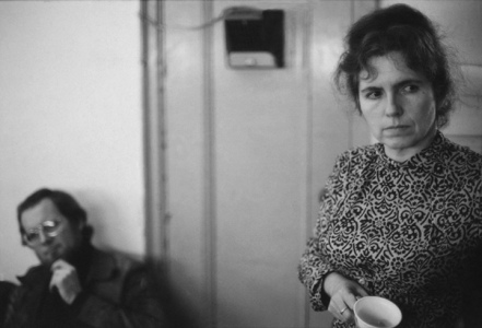 Donald Barthelme and Grace Paley