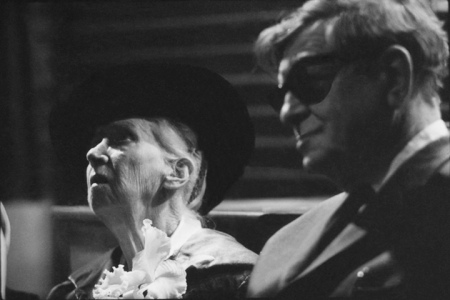 Marianne Moore and W. H. Auden