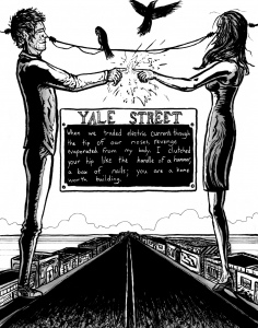 The Bones of Us: Yale Street