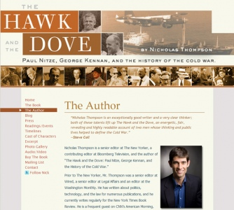 8. The Hawk and the Dove