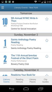 Poets & Writers Local | Poets & Writers