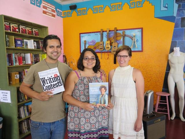 Juan Cardenas, Jessica Wilson Cardenas, Bee Spaethe