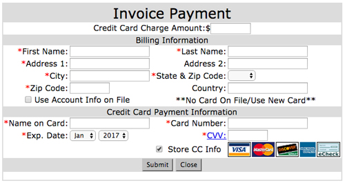 Pay Your Invoice Poets Writers - Submitting invoices for payment