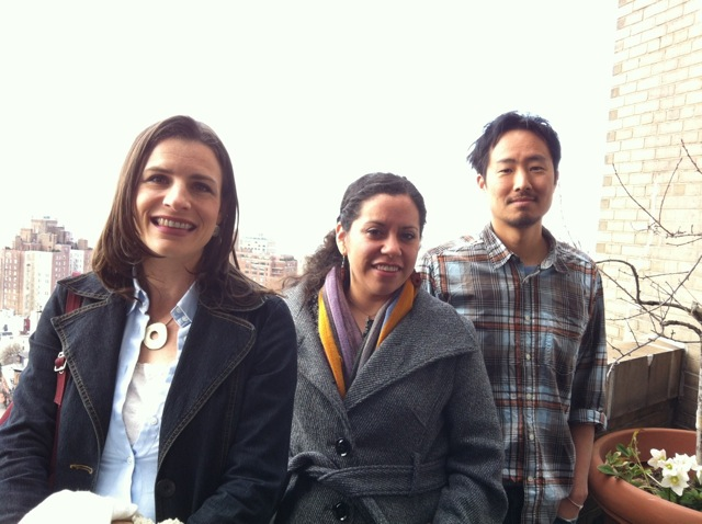 Laura Joyce Davis, Xochitl-Julisa Bermejo, Jeffrey Yang