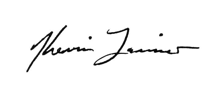 Kevin Larimer Signature