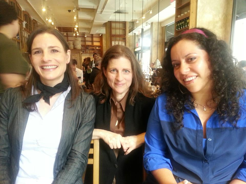 Laura Joyce Davis, Deborah Garrison, Xochitl-Julisa Bermejo