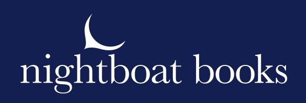 The words Nightbook Books appear in white letters on a midnight blue background