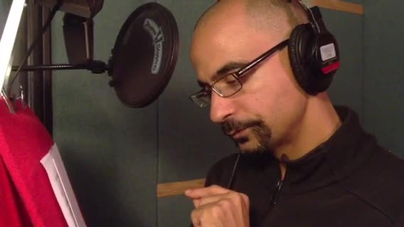 Junot Díaz Records Audio of His New Book, This Is How You Lose Her