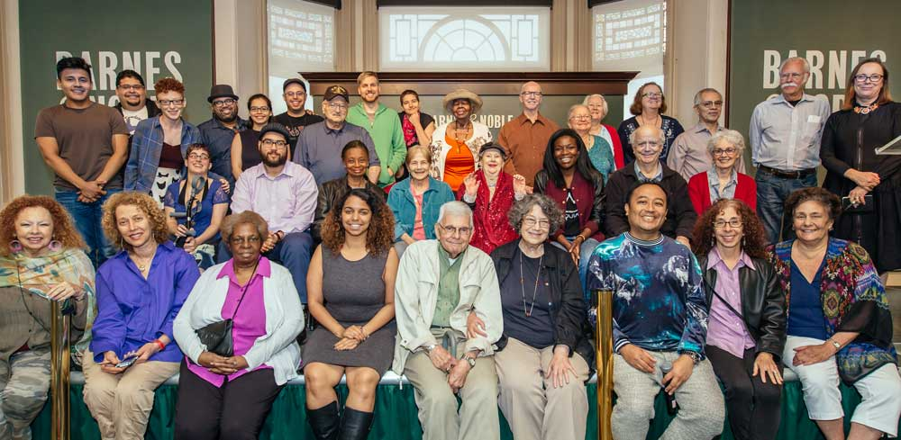 Poets & Writers' 2017 Intergenerational Reading