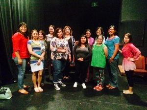 Emmy Perez Workshop