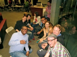 Lambda Literary fellows