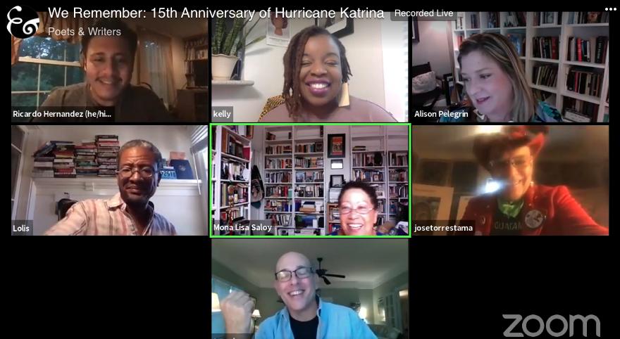 Hurricane Katrina Anniversary Reading
