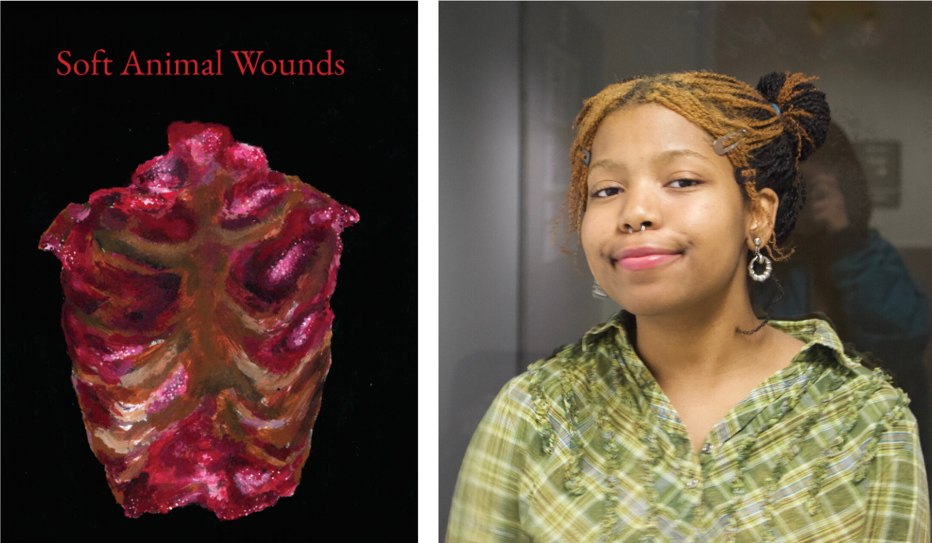 Soft Animal Wounds by Mahalia Frost