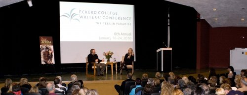 Dennis Lehane and Anita Shreve
