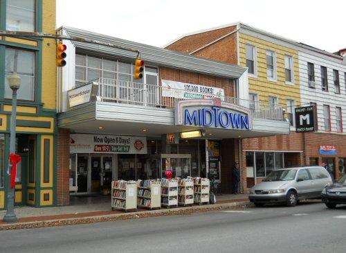 Midtown Scholar Bookstore | Poets & Writers
