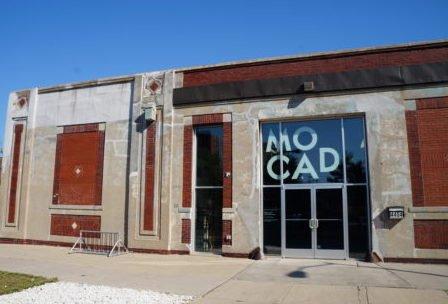 Museum of Contemporary Art Detroit exterior