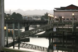 Seaside Canal