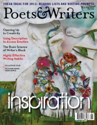Poets and Writers Magazine, January/February 2013